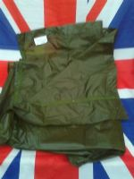 ## NEW ## BRITISH ARMY WATERPROOF NYLON SLEEPING BAG COVER